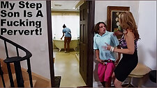 stepmom julia ann has three way with maid abby lee brazil