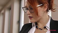 Busty European Whores Ema Russo  Martina Gold Get Horny