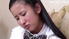 JAPANESE FEMDOM SCHOOLGIRL STRAPON