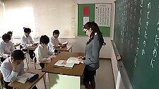 Japanese teacher fucked