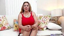 MILF Audition Produces Loads Of Cum