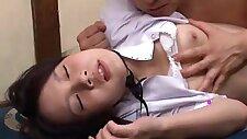 Amazing Japanese model Momo Minato in Fabulous Cunnilingus, BDSM JAV scene