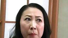 Horny Japanese model in Amazing Grannies JAV movie