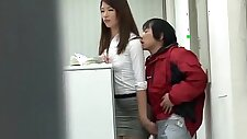 Hottest Japanese slut Azusa Maki, Kaede Imamura, Makina Kataoka in Fabulous Compilation, Secretary JAV video