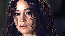 Striptease lessons with Monica Bellucci