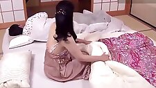 JAV sex with step mom when sleeping