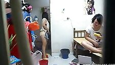 ###ping chinese University dormitory and bathroom.2