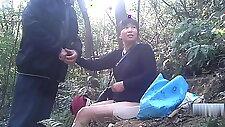 Asian Prostitute Getting The Job Done Bareback