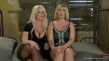 Alura Jenson, Mellanie Monroe, Bill Bailey - Sex and Submission - Kink