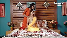 Indian Housewife and her stepsister, lesbian