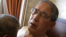 Japanese old man 72
