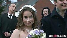 Cô dâu náo tàn nhẫn xem sau lễ