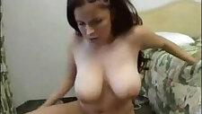 Big Natural Tits POV