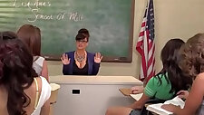 Lisa Ann School Of Milf